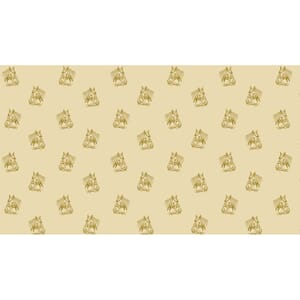 Small Image of Makower Patchwork Fabric Crystal Farm Wheat