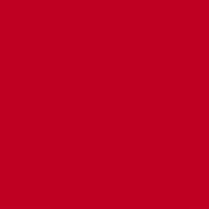 Makower Spectrum Solid Fabric Bright Red