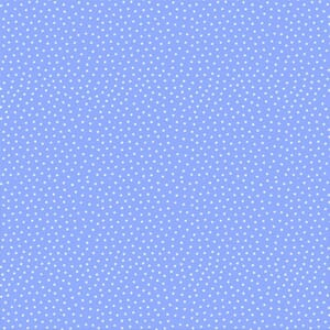 Makower Fabric Star Bright Indigo 2-9166B6