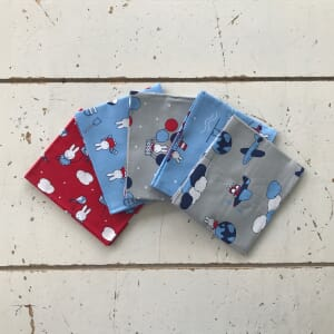 Miffy Holiday Fat Quarter Pack