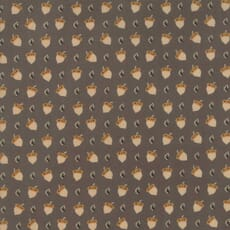 Large Picture of Moda Fabric 101 Maple Street Acorn Berries Maple Syrup