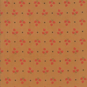 Large Picture of Moda Fabric 101 Maple Street Maple Leaves Acorn