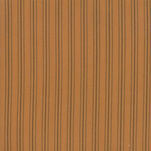 Large Picture of Moda Fabric 101 Maple Street Country Stripes Acorn