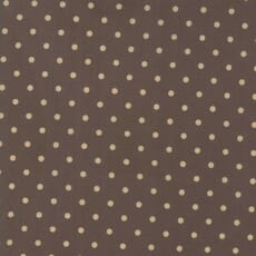 Large Picture of Moda Fabric 101 Maple Street Deep Dish Dots Maple Syrup