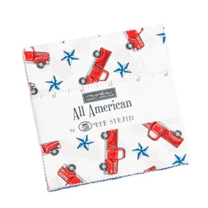 Small image of Moda All American Charm Pack 56020PP