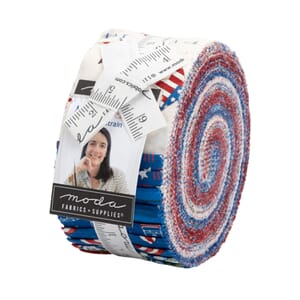 Moda America The Beautiful Jelly Roll