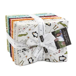 Moda Animal Crackers Fat Quarter Bundle