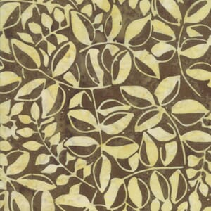 Large Image of Moda Bahama Batik Cocoa Fabric 4352 34