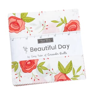 Small image of Moda Beautiful Day Charm Pack 29130PP
