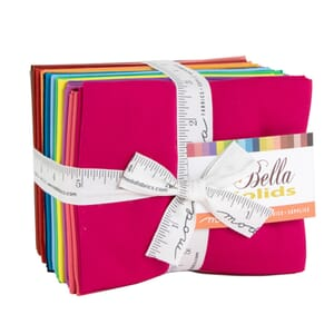 Moda Bella Solids 2020 Colours Fat Quarter Pack