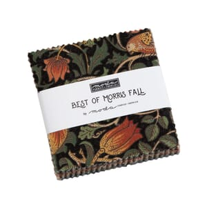 Moda Best of Morris Fall Mini Charm