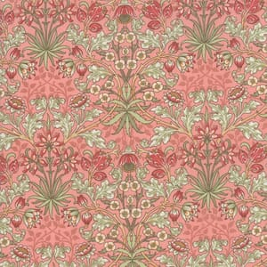 Moda Best of Morris Spring Hyacinth 1900 to 1912 Rose