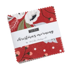 Moda Christmas Morning Mini Charm