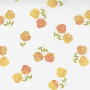 Small Image of the Moda Cozy Up Clover Cloud Fabric 29121 11