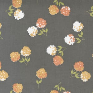 Small Image of the Moda Cozy Up Clover Grey Skies Fabric 29121 16