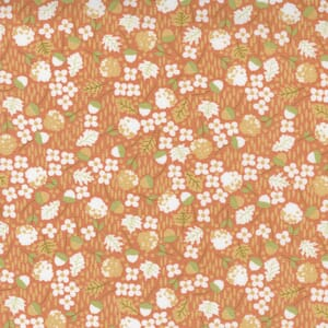 Large Image of the Moda Cozy Up Scattered Ditsy Cinnamon Fabric 29122 12