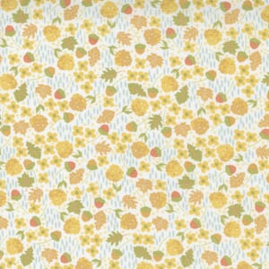 Large Image of the Moda Cozy Up Scattered Ditsy Cloud Multi Fabric 29122 21