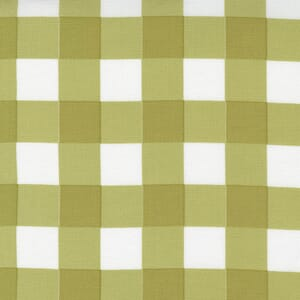 Large Image of the Moda Cozy Up Check Moss Fabric 29125 15