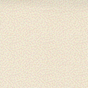 Large Image of the Moda Cozy Up Pin Dot Cloud Multi Fabric 29126 11