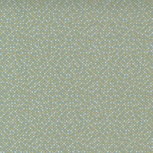 Large Image of the Moda Cozy Up Pin Dot Blue Skies Fabric 29126 17