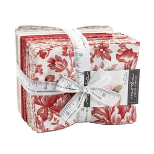 Moda Cranberries and Cream Fat Quarter Bundle