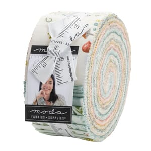 Large Image of the Moda Effies Woods Jelly Roll