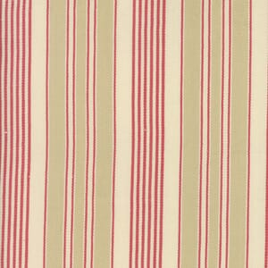 Moda Fabric Atelier de France Wovens Twills Rouge 12558-32