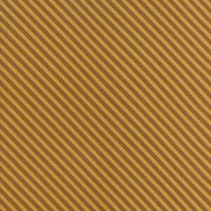 Small Image of Moda Fabric Woof Woof Meow Bias Tripe Gold