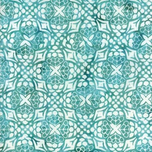 Small Image of Moda Fabric Longitude Batiks Turquoise 27259-152