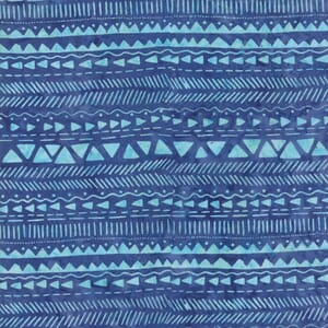 Moda Fabric Longitude Batiks Royal Blue 27259-173