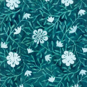 Small Image of Moda Fabric Longitude Batiks Teal 27259-60