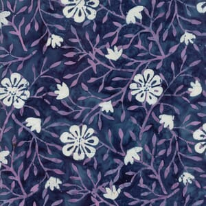 Small Image of Moda Fabric Longitude Batiks Navy 27259-71