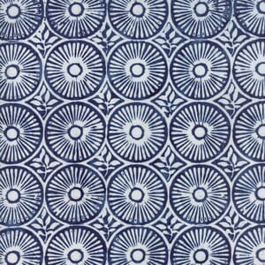 Small Image of Moda Fabric Longitude Batiks Navy 27259-87