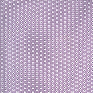 Moda Fabric 30s Playtime Be Mine Hearts Lilac 33598 12