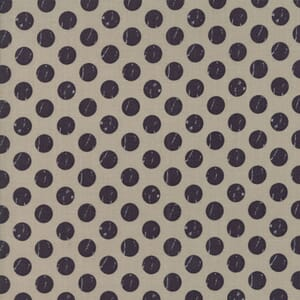 Moda Fabric Farmers Daughter Shabby Dots Taupe