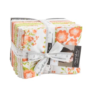 Moda Apricot and Ash Fat Quarter Bundle