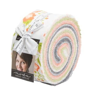 Moda Apricot and Ash Jelly Roll