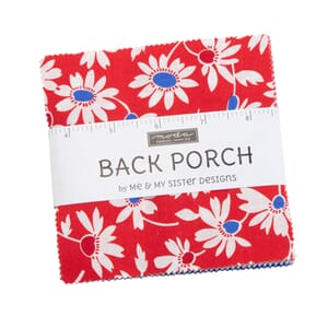 Moda Back Porch Charm Pack