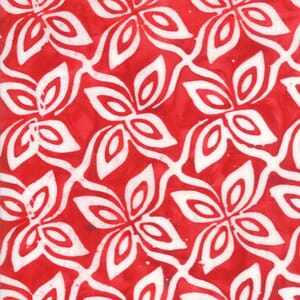 Large Image of Moda Fabric Batiks Fire Ice II Batik Fire Ice Red 4350 22