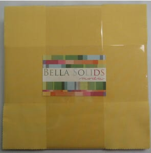 Small Image of Moda Fabric Bella Solids Layer Cake 30s Colour Theme