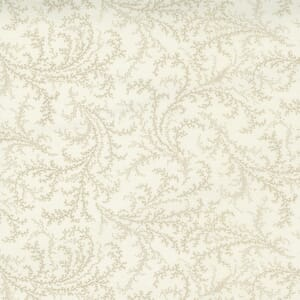 Moda Fabric Cranberries and Cream Swirl Soiree Cream 44263 23