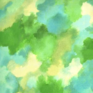 Moda Fabric Fanciful Forest Clouds Leaf 33575 16