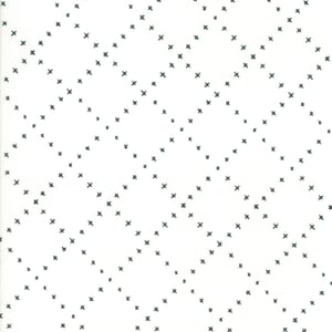 Moda Fabric Farm Charm Check Cloud
