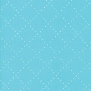 Moda Fabric Farm Charm Check Pond