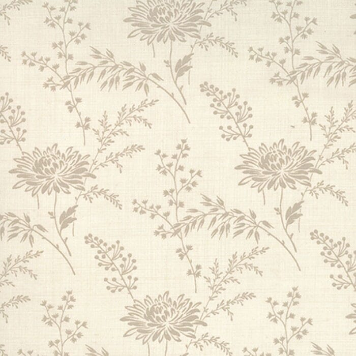 Moda Fabric French General Favourites Paquerette Pearl