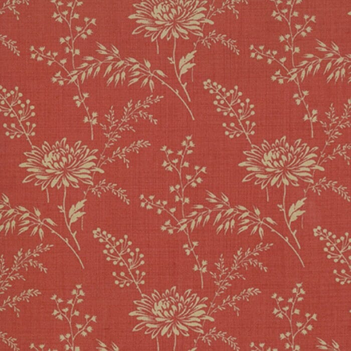 Moda Fabric French General Favourites Paquerette Rouge