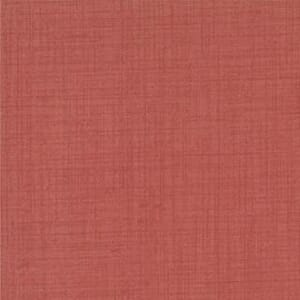 Moda Fabric French General Favourites Solid Faded Red