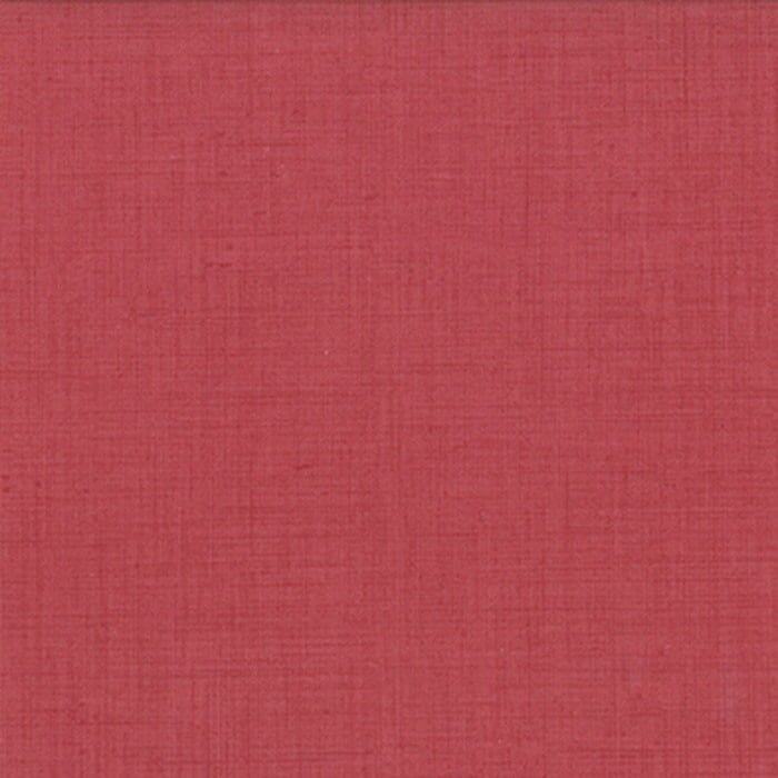 Moda Fabric French General Favourites Solid Rose