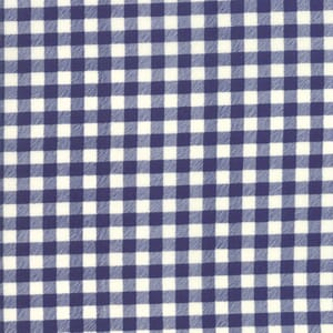 Moda Fabric Good Times Gingham Navy