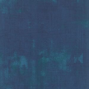 Small Image of Moda Fabric Grunge Prussian Blue